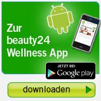 Kostenfrei die beauty24 Wellness App downloaden