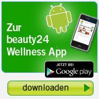 Kostenfrei die beauty24 Wellness App downloaden