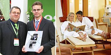 Wellness-Award Gewinner 2010