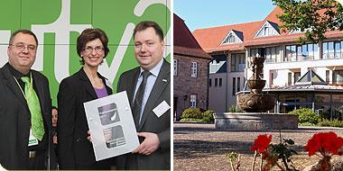 Wellness-Award Gewinner 2011