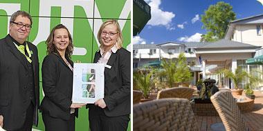 Wellness-Award Gewinner 2012