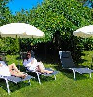 Gartenbereich BelVital