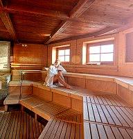 Sauna im Mare Mara