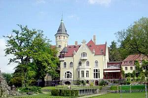 Exklusive Schlosshotelanlage in Ostseenähe