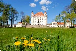 Schloss im Hirschberger Tal
