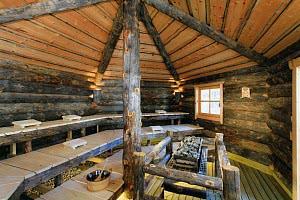 Kelo-Sauna - original finnisch