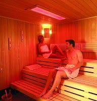 Sanarium mit Farblicht- und Aromatherapie