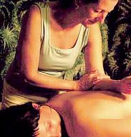 Anwendung - Massage
