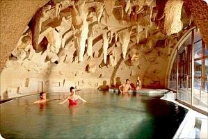 Grottobad