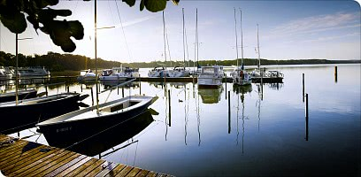 Ausspannen am See - Boote in der Umgebung
