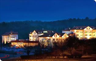 Hotel und Therme
