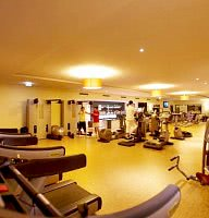 Therme - Fitnessraum
