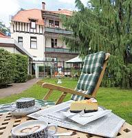 Hotelgarten / Liegewiese