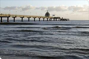 Strand / Seebrücke