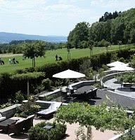Terrasse / Golfplatz
