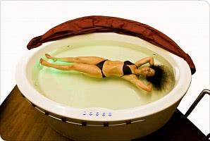 open floatness pool