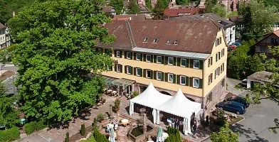 Hotel - Terrasse