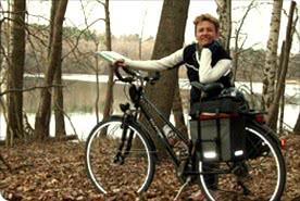 Fahrradtour am See