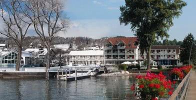Auch im Winter sind Bootstouren möglich