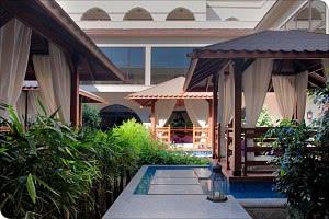 Talise Ottoman Spa - Thai-Gardens