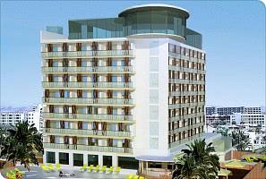 Hotel - Skizze