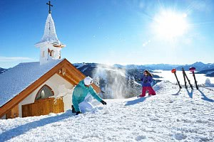 Neu bei beauty24: Ferien-Resort in Maria Alm / Salzburger Land