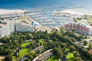 Neues Erlebnisbad im Wellness Hotel im Ostseebad Damp