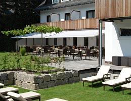 Garten / Terrasse  & Relaxliegen