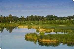 Der Golfplatz des Resorts