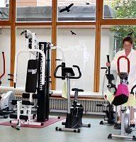 Fitness- & Sportraum