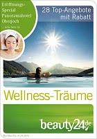 beauty24 Wellness-Reiseführer BUNTE 2012