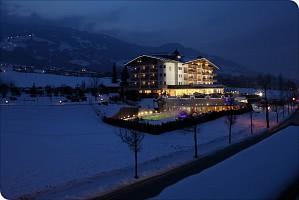 Hotel - Winteransicht
