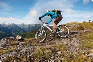 Mountainbike Zillertal