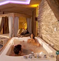 Private Spa Suite Wellness-Alm