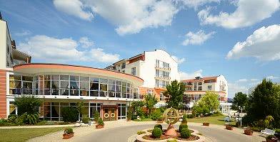 Außenansicht des 4-Sterne-Superior Hotels