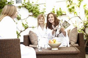 Junggesellinnenabschied entspannt im Wellness Hotel genießen