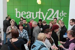 beauty24 auf der ITB 2013