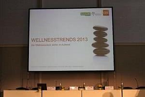 Wellness-Trends 2013 - Die Wellnessbranche ist weiter im Aufwind