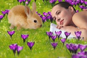 Ostern mal anders: Gönnen Sie sich Ihre Wellness-Auszeit