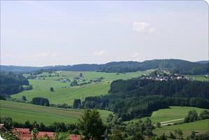 Ausblick Kirchberg