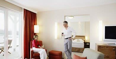 Purer Luxus: Blick in die exklusive Executive Suite