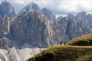 Sommer in den Alpen