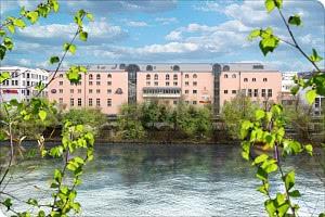 Das IBB Hotel in Passau an der Donau