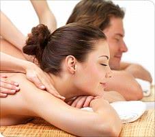 Duo-Massage für zwei