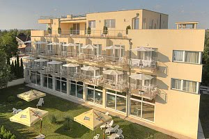 Neu bei beauty24: Wohlfühlhotel am Balaton / Ungarn