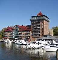 Neustrelitzer Hafen