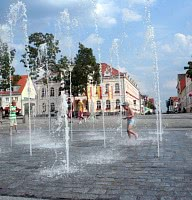 Rathaus Brunnen