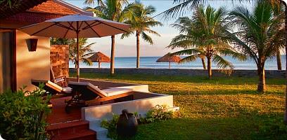 Exklusive Beach-Villa