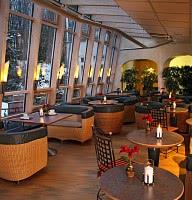 Die Hotelbar für nette Abende