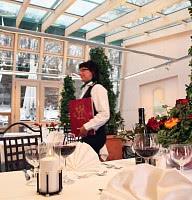 Restaurant im Wintergarten